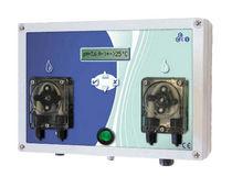 Régulateur pour piscine de pH / de chlore