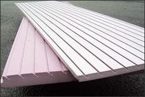 Isolant thermique / en polystyrène extrudé / pour mur / pour fondation