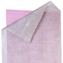 Nappe drainante non-tissé / en polystyrène extrudé / de protection / de drainage