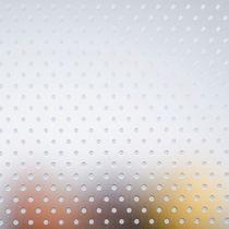 Panneau en verre à motif / pour plancher / gravé à l'acide / antidérapant
