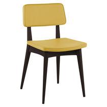 Chaise classique / en bois / contract