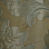 Tissu d'ameublement / à motif / en soie / damassé