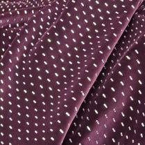 Tissu d'ameublement / à motif / en velours