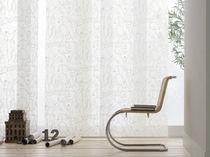 Chaise design Bauhaus / en osier / en acier / en cuir