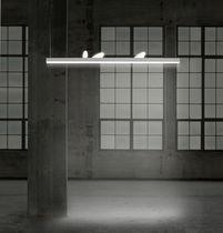 Lampe sur mesure / suspension / contemporaine / en porcelaine