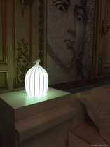 Lampe sur mesure / de table / design original / en porcelaine