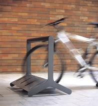 Range-vélo en acier galvanisé