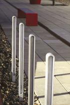 Borne de protection / en fonte d'aluminium / haute