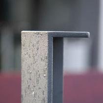 Borne de protection / en acier galvanisé / amovible
