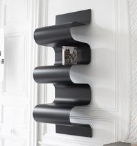 Présentoir pour brochures / en aluminium / résidentiel