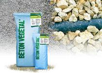 Béton de chanvre / de chaux / isolant / pour plancher