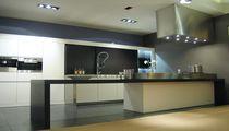 Hotte de cuisine îlot / murale / avec éclairage intégré / design original