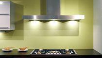 Hotte de cuisine îlot / murale / silencieuse / avec éclairage intégré