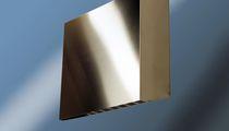 Grille de ventilation en métal / carrée / pour cuisine