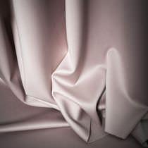 Tissu pour rideaux / d'ameublement / uni / en laine