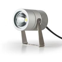 Spot en saillie / d'extérieur / à LED / rond