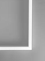 Plafonnier contemporain / linéaire / en aluminium / à LED
