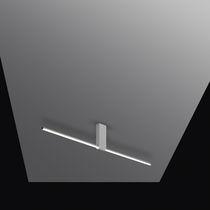 Lampe suspendue / contemporaine / en aluminium / à LED