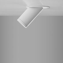 Spot encastré / à LED / rond / en aluminium