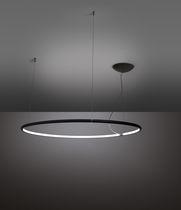 Lampe suspension / contemporaine / en méthacrylate / à LED