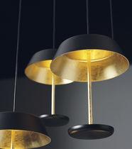 Lampe suspension / contemporaine / en aluminium / à LED