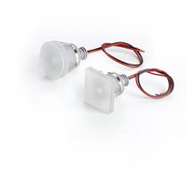 Spot à encastrer / à LED / carré / rond