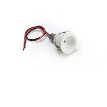 Spot à encastrer / à LED / rond / en métal