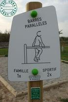 Barres parallèles