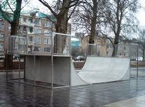 Rampe pour skatepark