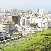 Système pour toiture végétalisée extensive / pour toiture plate
