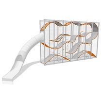 Structure de jeu en métal / pour aire de jeux
