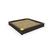 Bac à sable pour aire de jeux