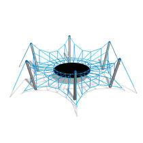 Grimpeur avec trampoline / pour aire de jeux