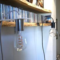 Lampe liseuse / baladeuse / contemporaine / en métal peint