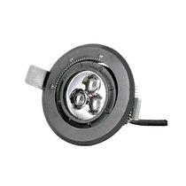 Spot encastré / à LED / rond / en aluminium anodisé