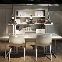 Lampe suspension / contemporaine / en métal / orientable