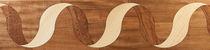 Frise en bois / au sol