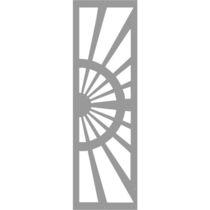 Portails battants / coulissants / en métal / à panneau