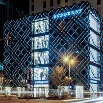 Mur-rideau en verre structurel / en acier inoxydable / décoratif