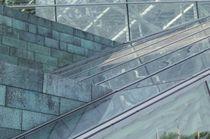Mur-rideau en verre structurel / en métal et en verre