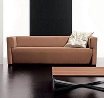 Canapé contemporain / en tissu / en cuir / professionnel