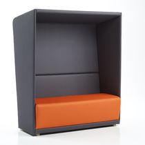 Canapé de concentration / contemporain / en tissu / pour établissement public