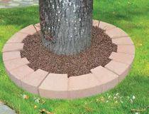 Bordurette d'arbre / courbée