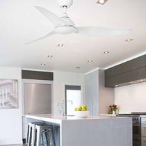 Ventilateur au plafond / professionnel / résidentiel / en acier