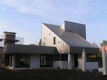 Couverture de toit en zinc-titane / étanche