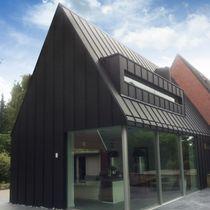 Couverture de toit en zinc / étanche