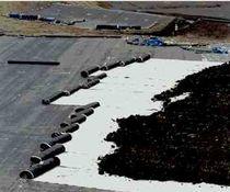 Géocomposite de drainage / en HDPE