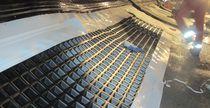 Géocomposite de drainage / en plastique recyclé / pour tunnel