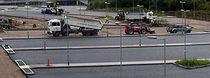 Revêtement de sol en asphalte / professionnel / routier / pour parking