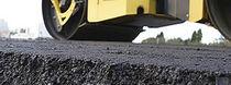 Revêtement de sol en asphalte / en polymère / industriel / routier